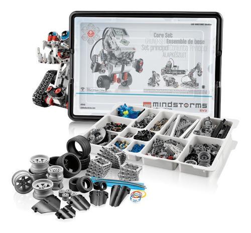 apoyo para encontrar piezas de lego ev3