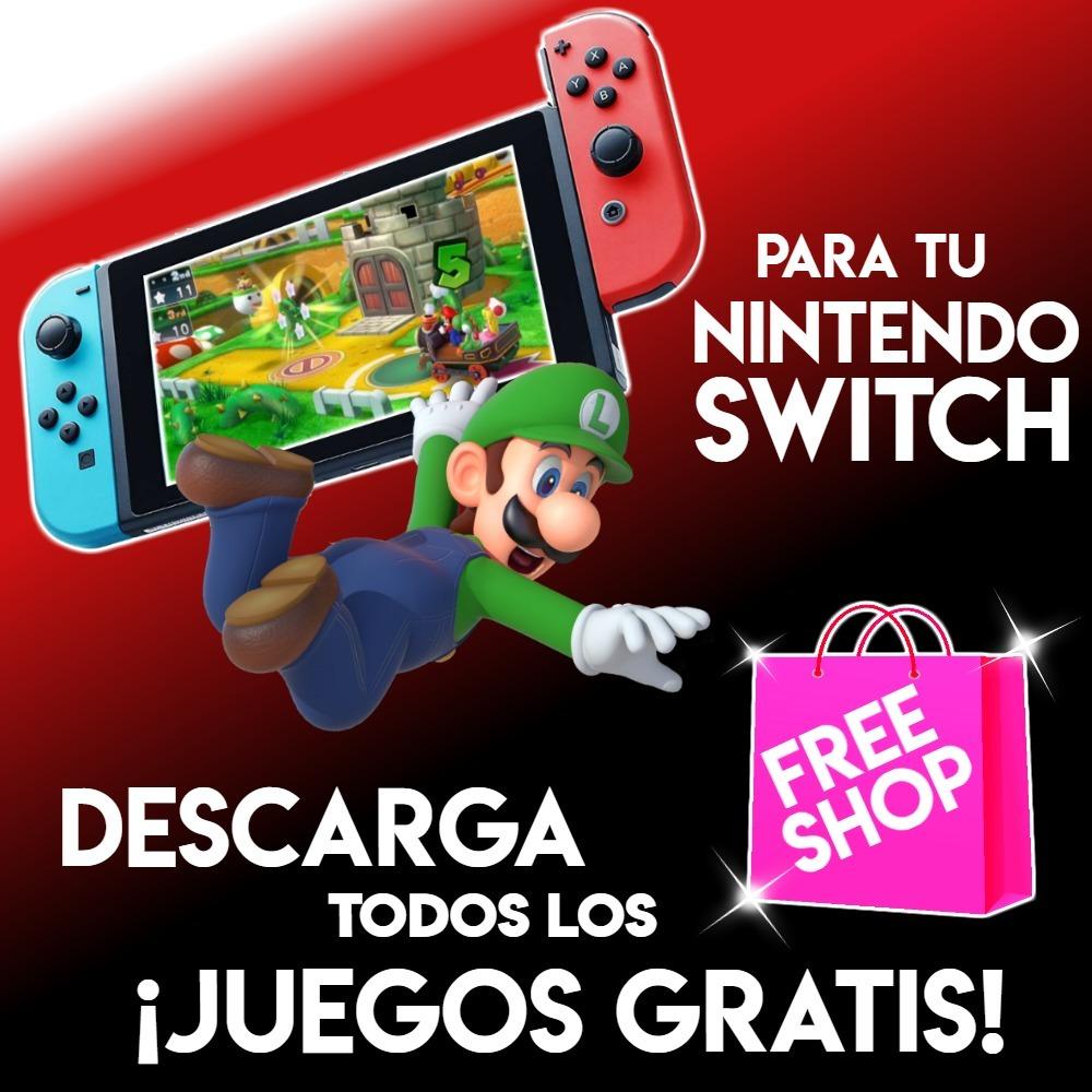 App De Juegos Gratis Para Nintendo Switch 1 600 00 En Mercado Libre