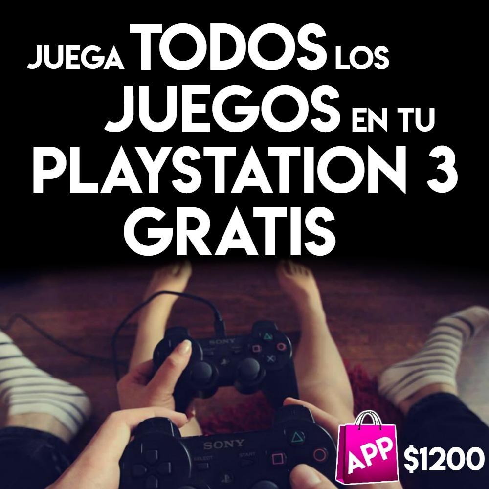 App De Juegos Gratis Para Tu Playstation 3 Evergames Obelisc