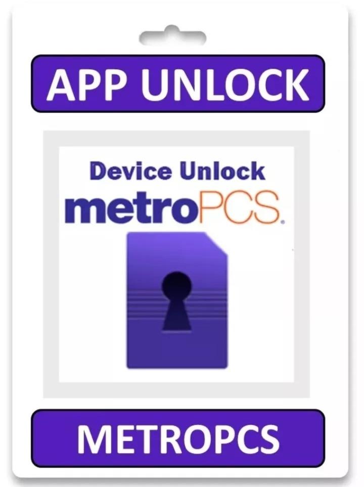 App Device Unlock Metro Pcs