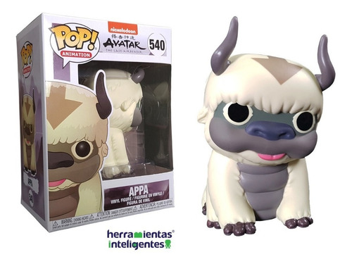 appa funko pop anime avatar the last airbender