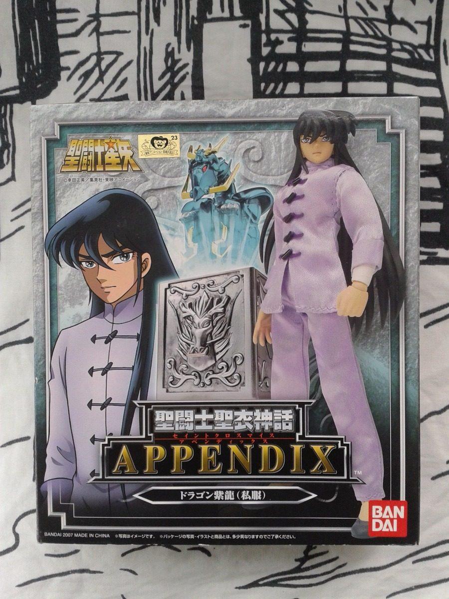 Appendix Dragón Plain Cloth Jp Caballeros Zodiaco Shiryu ...