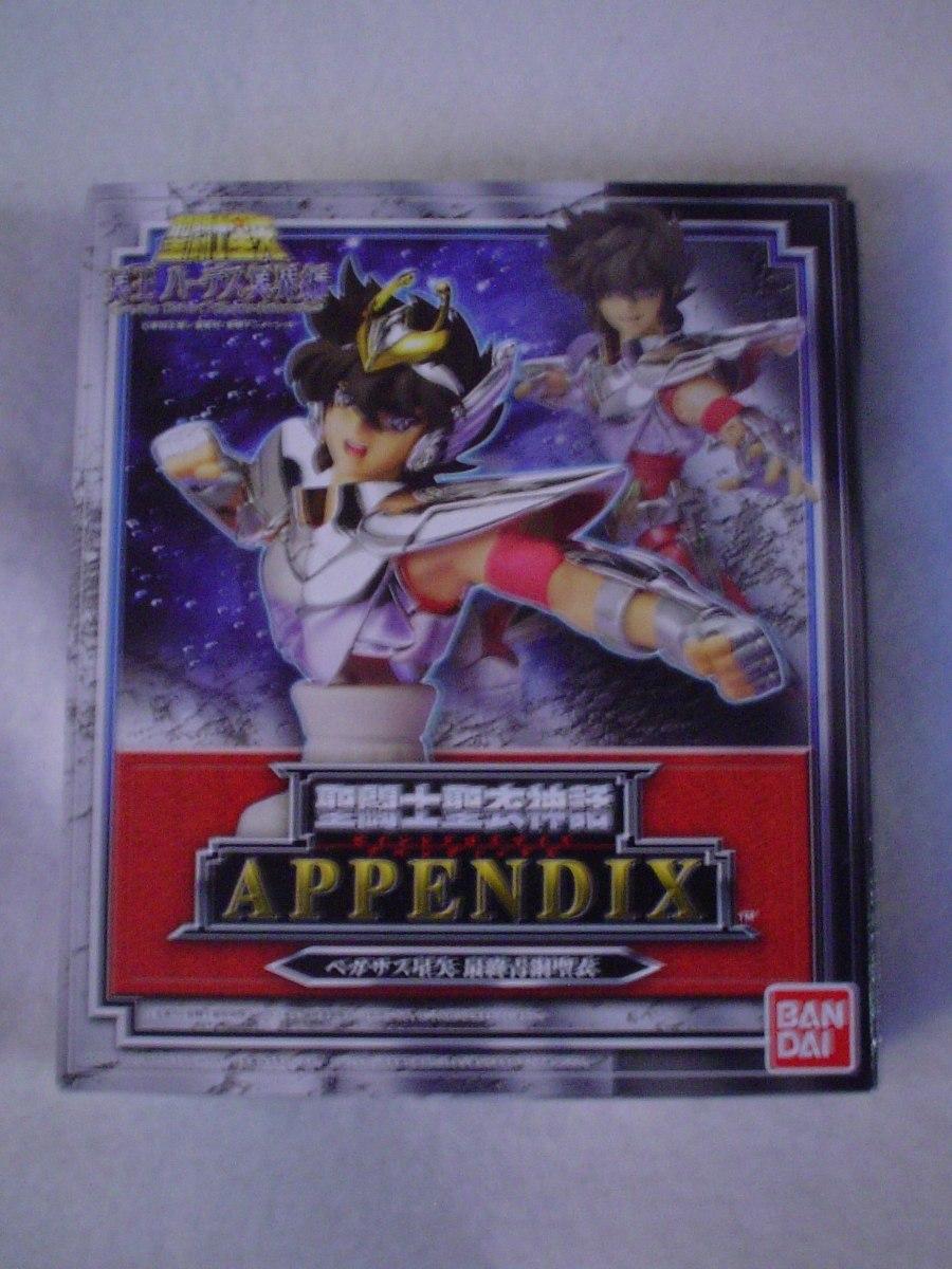 Appendix Pegaso Seiya Myth Cloth Caballeros Del Zodiaco Dtm ...