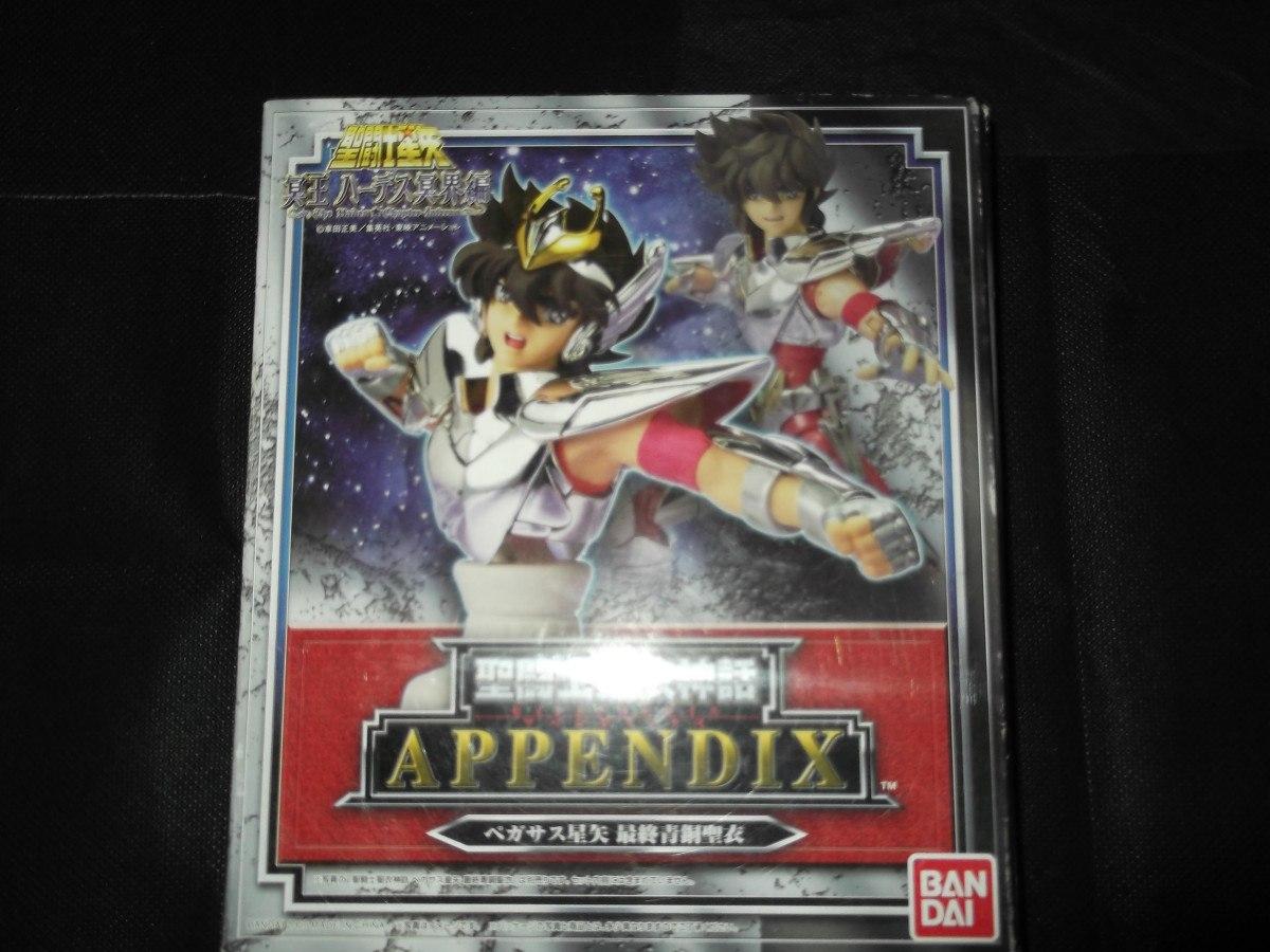 Appendix Pegaso Seiya V3 - $ 280.00 en Mercado Libre