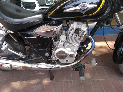 appia hardwind 200cc 2011 180km