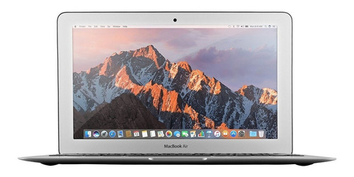 apple 13.3  macbook air de 128 gb ordenador portátil - mjve