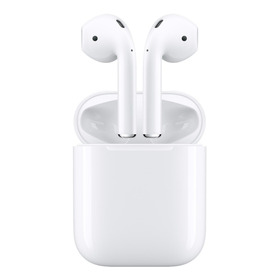 Apple Airpod 2 Fones De Ouvido Sem Fio - 2 Geração Com Fio
