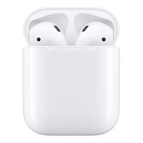 Apple AirPods 2 (2da Gen.) Con Estuche De Carga Alambrica