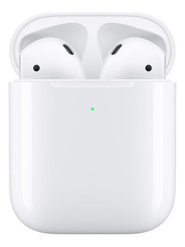 apple airpods serie 2 bluetooth audífonos inalámbricos apple