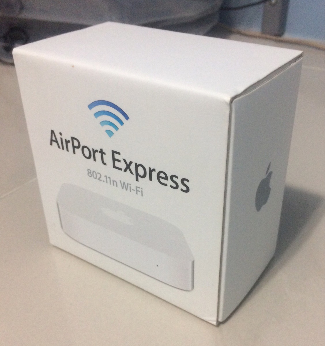 Apple Airport Express Mc414ll A A1392 Bs 230000 En Mercado Libre Cargando Zoom