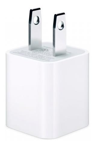 apple cargador + cable lightning 100% original iphone