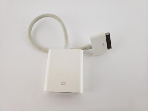 apple conector/adaptador vga - 30 pin