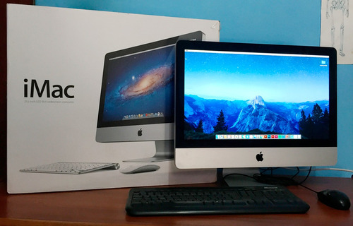 apple imac 21 intel core i5, 8gb ram