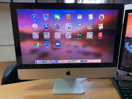 apple imac 21,5 | disco sólido 500gb | i5 2,5ghz | 16gb ram