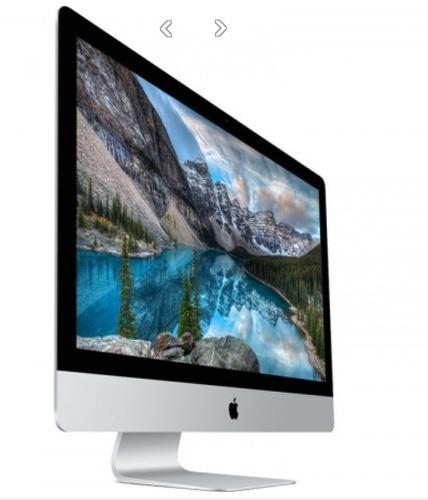 apple imac core i5 3.2ghz, 8gb, 1tb, 27  5k, r9 m, otec