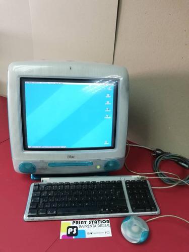 apple imac g3 m5521 verde