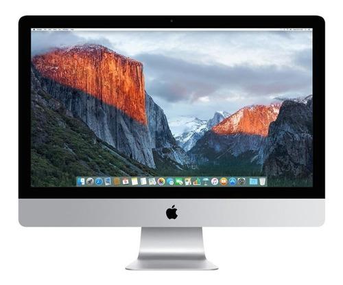 apple imac i5  tela 27 / 1 tb /8gb com garantia, sem defeito.