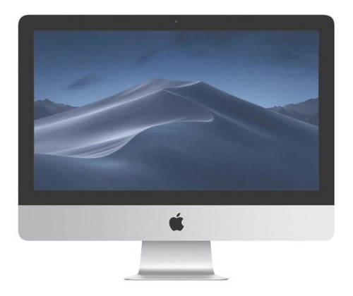 apple imac mrqy2 - intel core i5-8500 8ª geração, 8gb