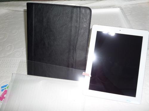 apple ipad 2 16gb ótimo estado+ capa abre e fecha e película