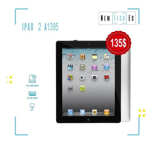 apple ipad 2 wi-fi 512 mb de ram 9.7   16 de almacenamiento