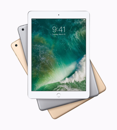 apple ipad 2018 mr7k2cl/a 9.7 128 gb wi fi sellado garantia