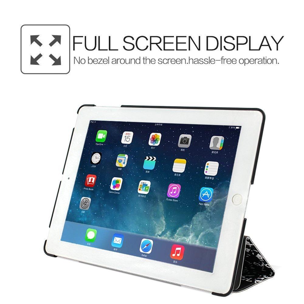 Apple Ipad 2/3/4 Caso - Caso Del Ipad Cuarta Generación, Lea ...