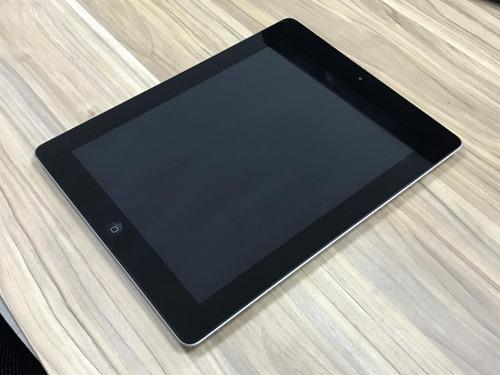 apple ipad 3 16gb wifi a1416 + nf - vitrine