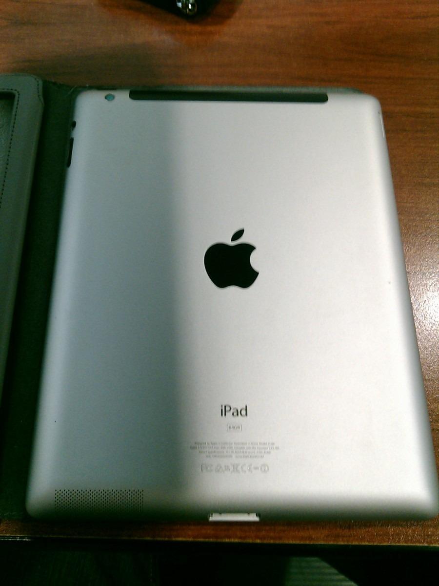 Apple Ipad 3era Generacion 4g 64gb Blanco Wifi