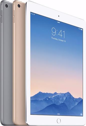 apple ipad air 2 wifi 4g 32gb ( l a c r a d o) + nfe