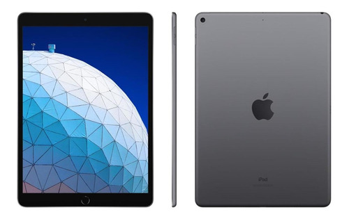apple ipad air de 10.5  64gb gris espacial
