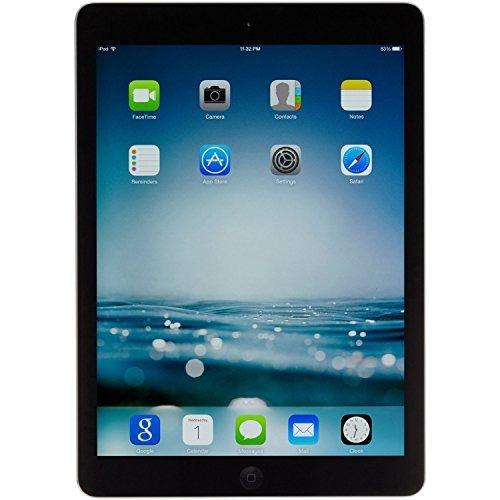 apple ipad air md786ll / a - a1474 (32 gb, wi-fi, negro con