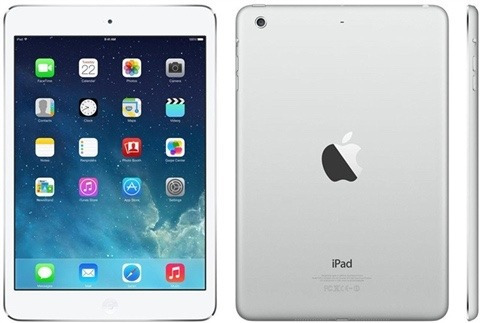 apple ipad mini 2 retina 32gb wifi me280 silver / prata