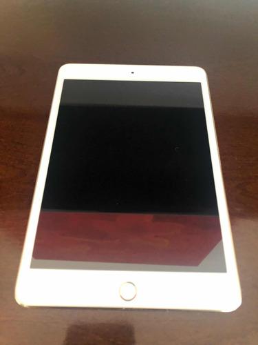 apple ipad mini 4 128gb novíssimo  usuário qualificado