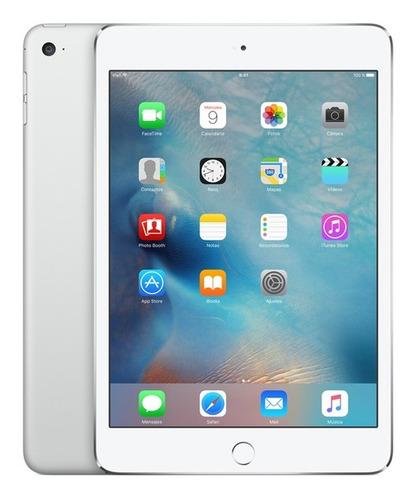 apple ipad mini 4 16gb wifi + 4g blanco - garantía oficial