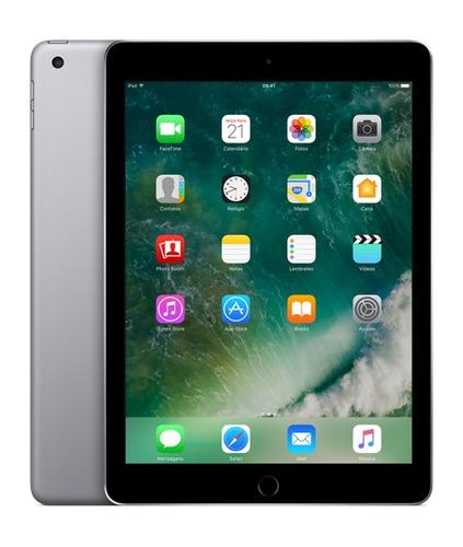 apple ipad new 128gb 2017 nf garantia 1 ano novo lacrado 12x