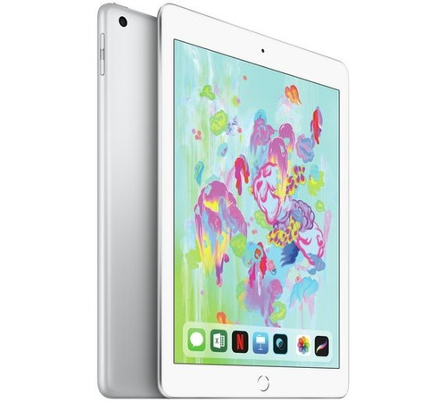 apple ipad new 128gb 2018 +nota fiscal  +película d vidro