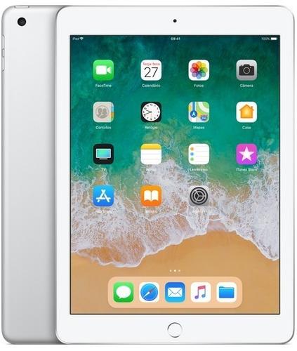 apple ipad new 128gb 9.7 wifi 2018 lançamento original