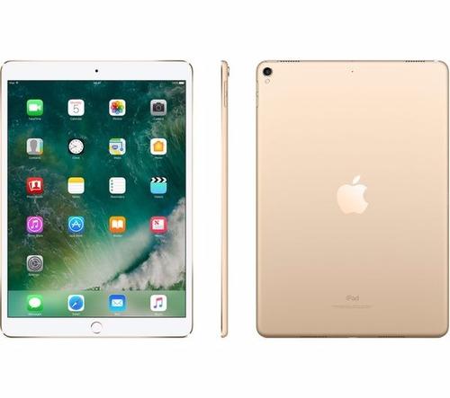 apple ipad pro 10.5 256 gb wifi retina 12mp 3d touch 4 k