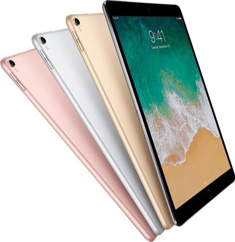 apple ipad pro tela 10.5 256gb wifi 2017 - lacrado