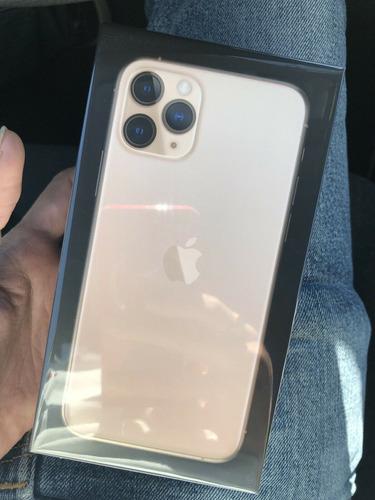 apple iphone 11 pro - 64gb - dorado (desbloqueado) a2160   m