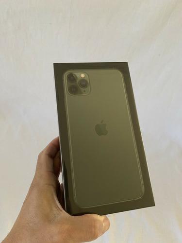 apple iphone 11 pro max 512gb negro desbloqueado de fábrica