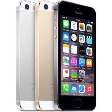 apple iphone 16gb 5s reformado at & t (cerrado)