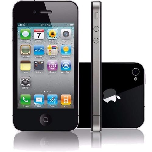 apple iphone 4 16gb original vitrine black friday