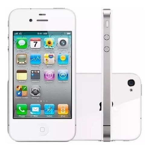apple iphone 4 8gb desbloqueado, original, anatel - novo