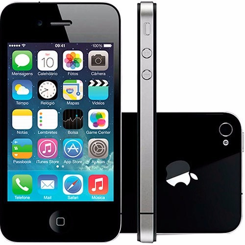 apple iphone 4s 16gb desbloqueado original + frete grátis