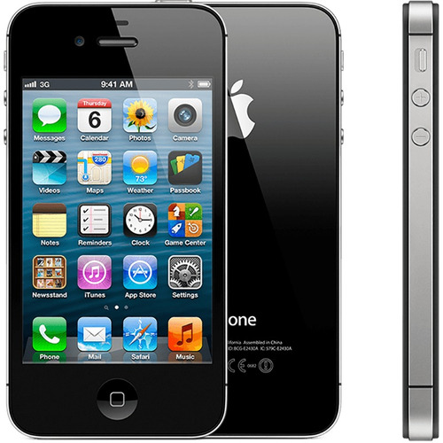 apple iphone 4s 32gb 8mp 100% original