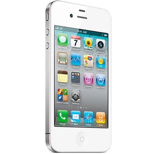 apple iphone 4s 8gb desbloqueado original anatel - novo