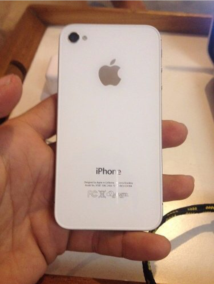 apple iphone 4s branco 16gb novinho frete gr tis r. Black Bedroom Furniture Sets. Home Design Ideas