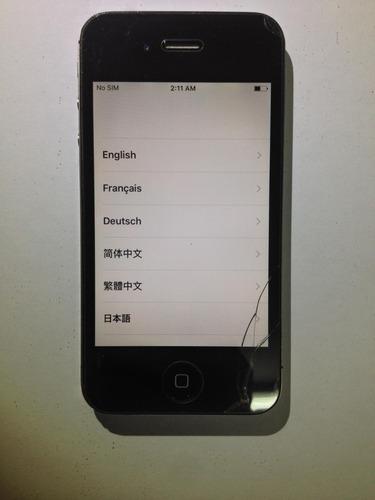 apple iphone 4s de 16 gb