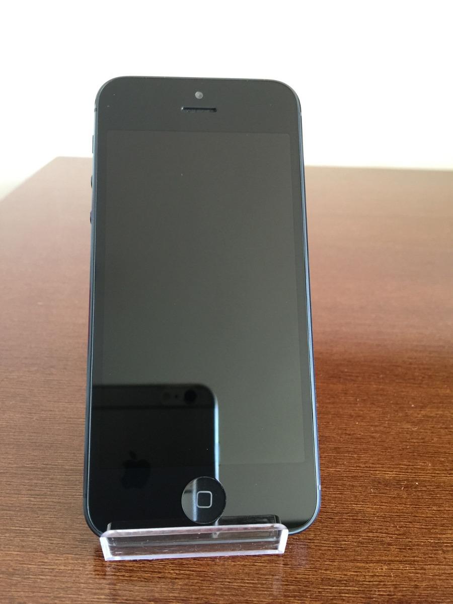 apple iphone 5 16gb original desbloqueado cores de vitrine r em mercado livre. Black Bedroom Furniture Sets. Home Design Ideas